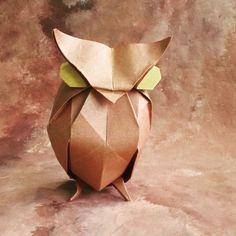 https://flic.kr/p/HcxEQm | Owl - Nguyen Hung Cuong 15 x 15 cm