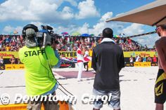 National Anthem for Pro Volleyball AVP Tour on CBS Sports 2013