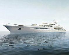 zaha hadid designs superyacht for blohm + voss