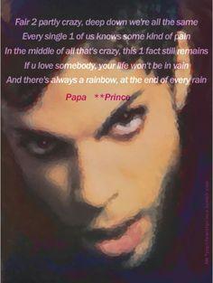 Prince 💜 ♊ 👑 ⭐ 🔥 💯 👊 💜