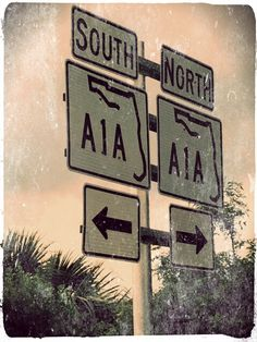 To all the kindred spirits who enjoy the journey as much as the destination; cheers to exploring something wonderful this weekend! #ExploreA1A