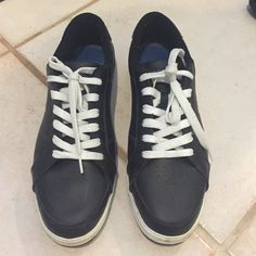0e1ab0ac8dd7 Shop Men s Lacoste Black size 11 Sneakers at a discounted price at Poshmark.