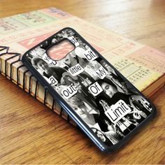 5 Second Of Summer Band 5 Sos Art Music Samsung Galaxy S7 Edge Case