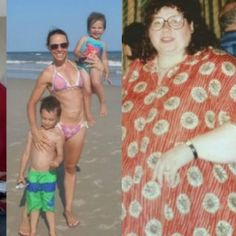 Here's how nine women lost hundreds of pounds and gained some major confidence. Their stories will inspire you.