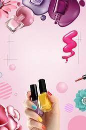 icu ~ Nail Nail Polish Creative Posters in 2019 Gel Uv Nails, Pink Nails, My Nails, Nail Nail, Nail Salon Design, Nail Salon Decor, Nail Logo, Makeup Illustration, Makeup Wallpapers