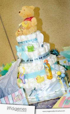 Mi primer diaper cake jelias