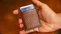 Chive C Diamond Money Clip Wallet The Chivery, Money Clip Wallet, Diamond Pattern, Card Holder, Belt, Accessories, Belts, Rolodex, Jewelry Accessories