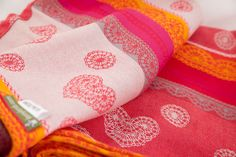 I'm getting me a RS in this pattern. Can't wait, soooo pretty!!! :) Lenny Lamb Jacquard Wrap Cherry Lace