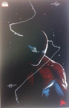 Spider-Man by Gabriele Dell'Otto *