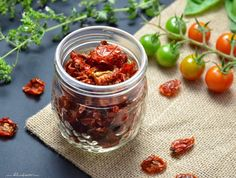 sun dried cherry tomatoes