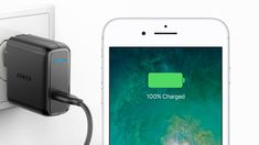 You Can Charge Your iPhone in Half the Time with a Fast Charger