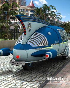 Bus Maxis | 3D Models and 3D Software by Daz 3D
