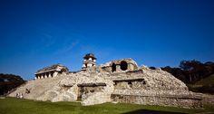 Palenque  Palenque Palenke Maya Ruins Mexico