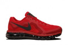 Nike Air Max 2014 Gym Red Detailed Pictures