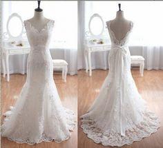 Hot Sale Wedding Dresses,Wedding Gown,Lace Wedding Gowns,New Bridal Dress,Fitted Wedding Dress,Brides Dress,Vintage Wedding Gowns