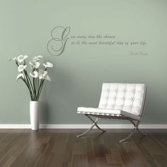17710 Beautiful - Quite possibly Mark Twain´s most famous quote ( Komar Products )