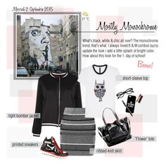 """""""Mon Style № 115 - Wednesday, September 2, 2015"""" by ann4-kar1na ❤ liked on Polyvore featuring moda, Boohoo, T By Alexander Wang, Mother of Pearl, Tod's, Chanel, Bobbi Brown Cosmetics, Casetify, Pentel ve Giuseppe Zanotti"""
