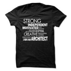 Strong-Architect T Shirt, Hoodie, Sweatshirt