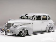 '39 Chevy Master Deluxe