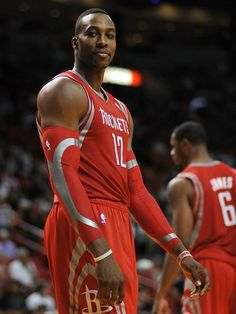 Dwight Howard's mindset: 'All I want to do is win'