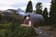 Elfin Lakes Cabin by Alex Strohl - Photo 137034415 - 500px