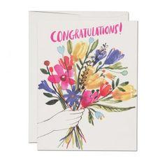 Congratulations Hand Bouquet