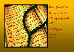 Quran is inspirational:) Love In Islam, Islamic Quotes, Quran, Allah, Inspirational, Islam Love, God, Allah Islam, Inspiration