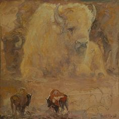 """<span class=""""title"""">For The White Bison</span>"""