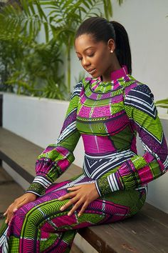 African Print Dresses Wadup ladies, we do love african prints popularly known as ankara fabrics. Ankara prints can be transformed into many amazing styles African Print Dresses, African Fashion Dresses, African Attire, African Wear, African Women, African Dress, African Beauty, Ankara Fashion, African Inspired Fashion