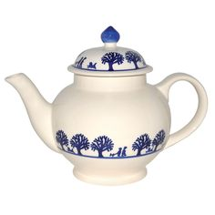 Walk in the Park 4 Cup Teapot by Emma Bridgewater