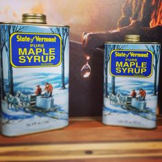 Pure VT Maple Syrup- Green Mountain Goodness