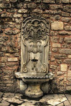 Fountain. Istanbul