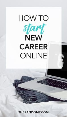 Have you been thinking about becoming a self-taught professional but you have no idea how to get started? Would you love to start a new career online and build a consistent stream of online income? Here's how! #freelancing #onlineincome #onlinebusiness #careertips #newcareerideas