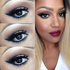 black foundation makeup caramel - Google Search