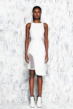 Jonathan Simkhai Pre-Fall 2014 Fashion Show - Best Looks | RunwayPass