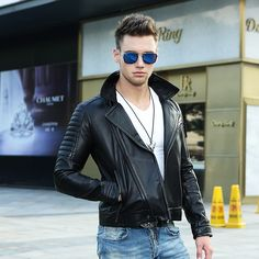 Leather, suit and Leather Jeans Men, Tight Leather Pants, Men's Leather, Classic Leather Jacket, Leather Jacket Outfits, Leather Jackets For Sale, Jackets For Women, Gay, Hommes Sexy