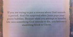~Joanna Weaver quote
