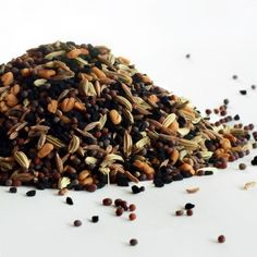 Panch Phoron (Indian Five Spice) HealthyAperture.com