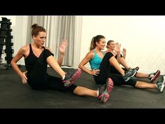 ▶ 10-Minute No-Equipment Home Workout, Full Body Exercise, Class FitSugar - YouTube