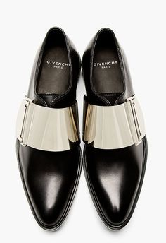 The Best Men's Shoes And Footwear : Buffed leather metal buc.- The Best Men's Shoes And Footwear : Buffed leather metal buckle feature 'Richelieu' lace-up shoes in black. Point to… – Fashion Inspire Lace Up Shoes, Me Too Shoes, Dress Shoes, Dress Clothes, Art Shoes, Sweater Dresses, Best Shoes For Men, Shoes Men, Girls Shoes