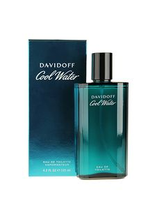 Gifts for Him: Davidoff Cool Water 125ml EDT!