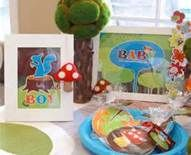 woodland themed baby shower - Bing Images