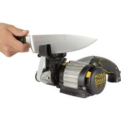 FREE SHIPPING — Work Sharp Knife and Tool Sharpener — Ken Onion Edition, Model# WSKTS-KO