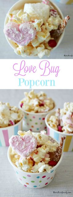 Love Bug Popcorn is