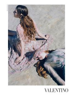 Preview Valentino SS 2015 Campaign by Michal Pudelka - Fashion Copious
