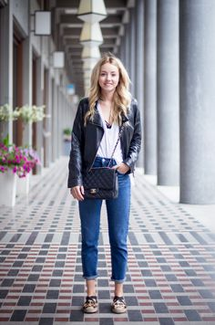 Outfit: Girlfriendjeans