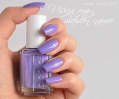 ZigiZtyle: Essie Bridal 2013 Collection