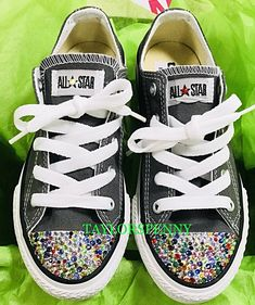 e88e646f7a1a 50 Best Baby Bling Converse  Baby Fashion  Bling Converse  Bling ...
