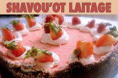 """La recette: Gâteau au fromage, via le site """"Les Recettes de ma Mère"""" (chavouot,crème fraiche,dessert,fêtes juives,fraise,fromage).  http://lesrecettesdemamere.net/recette/gateau-fromage-cheese-cake/"""