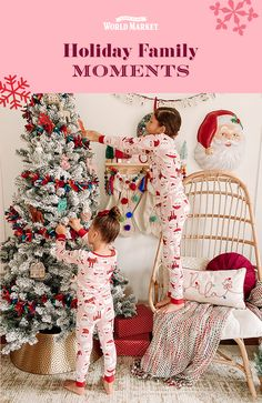 The holidays will look different this year — and so will the festivities. But you can get into the holiday spirit. You may have more time to partake in family traditions. Here are some ways to make family moments more meaningful this year. #worldmarket #holiday Shopping World, Affordable Home Decor, World Market, Festival Decorations, Family Traditions, Family Holiday, Peplum Dress, Unique Gifts, Spirit